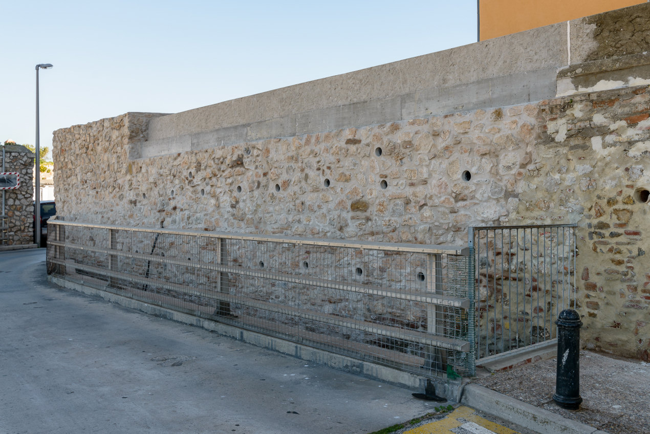 Moorish Wall 4535